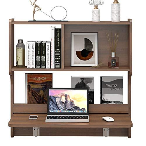 Walnut Home Office Desk Workstation