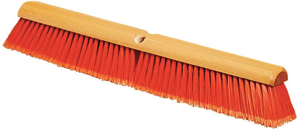 Carlisle 4501424 Special sale item Flo-Pac favorite Flagged Fine Floor Sweep Polypropylene