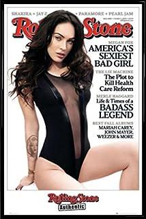 6 MEGAN FOX Poster Celebrity Hollywood Poster 36 x 24