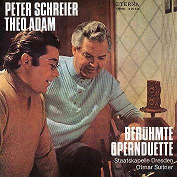 Berühmte Opernduette: Peter Schreier & Theo Adam