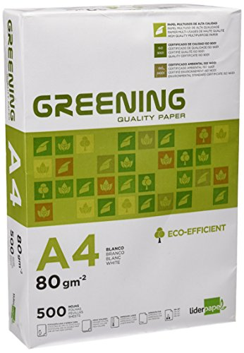 Papel A4 80Gr papel a4  Marca Liderpapel