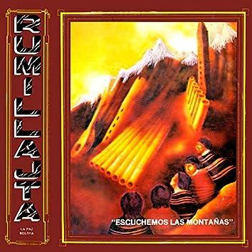 """Escuchemos Las Montañas"""