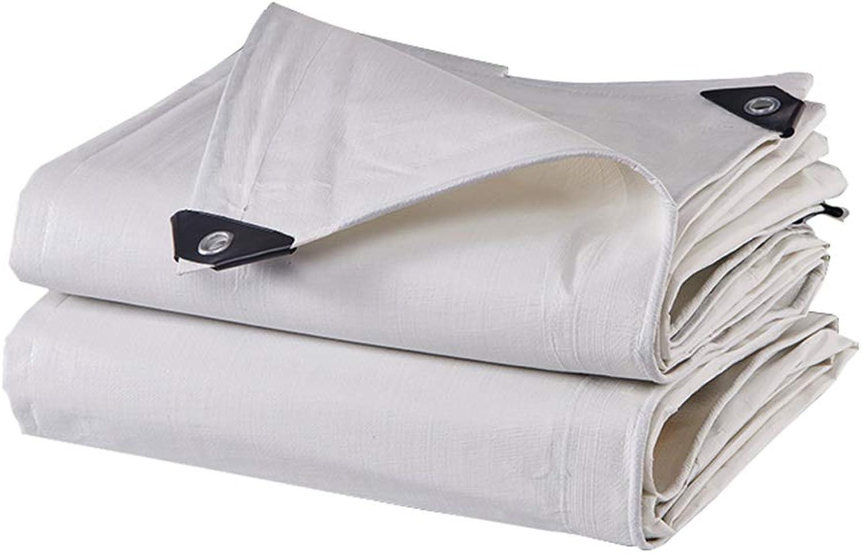 Tarpaulin, Thick and Durable Rainproof Antifreeze Sunscreen Visor Plastic Cloth, Outdoor Car Truck Tarpaulin Canvas
