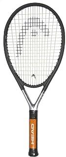 HEAD Ti S6 Tennis Racket - Pre-Strung Head Heavy Balance 27.75 Inch Adult Racquet - 4 3/8 In Grip