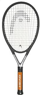 HEAD Ti S6 Tennis Racket Pre-Strung Head Heavy Balance 27.75 Inch Racquet – 4 3/8 In Grip