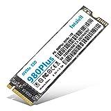 NVMe 1TB SSD-3D NANDフラッシュPCIe Gen3.0x 4 M.2 2280内蔵ソリッドステートドライブ、ラップトップ、ウルトラブック、デスクトップコンピューター(1TB)