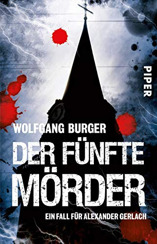Der fünfte Mörder. Ein Fall für Alexander Gerlach