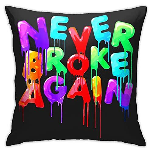 Nba Youngboy Never Broke Again Fundas de almohada