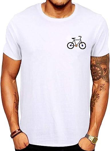 Camiseta Hombre Manga Corto Algodon,Nuevos Patrones De ...