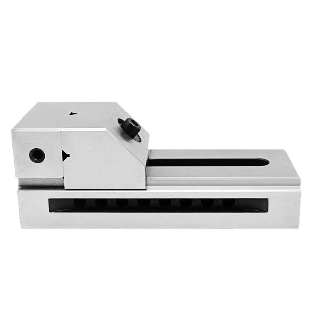 1.5inch D DOLITY 1.5inch//2inch Screwless Toolmaker Grinding Ground Vise .0002 Steel Tool Making Vise