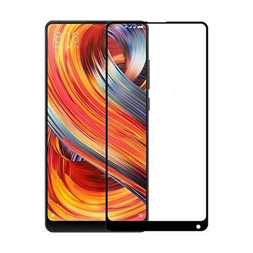 Kepuch 2 Pacotes Vidro Temperado Protetor de Tela para Xiaomi Mi Mix 2