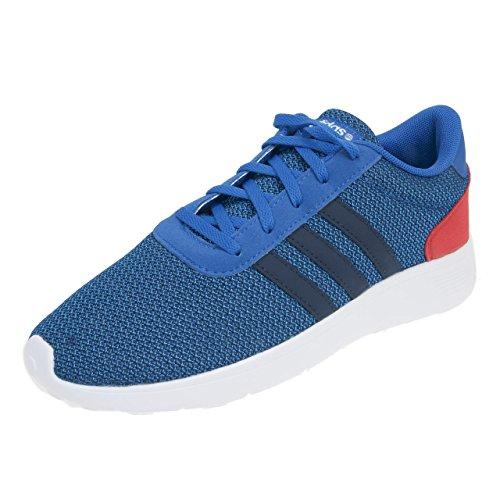 Adidas Lite Racer K - blue/conavy/powred, Größe Adidas:4