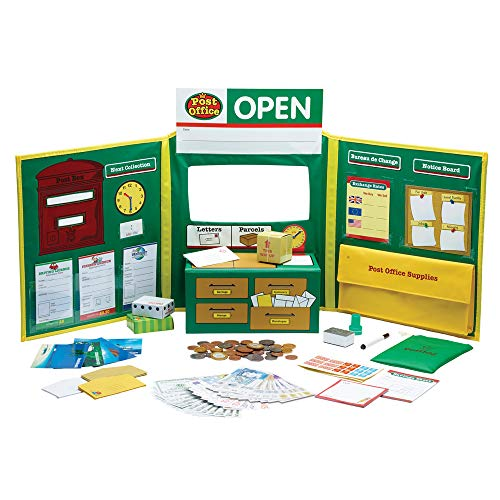 Learning Resources- Oficina de Correos Pretend & Play, Color (LSP2666-UK)