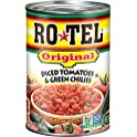 Ro-Tel Diced Tomatoes & Green Chilies, 10 Oz