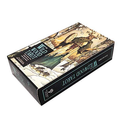 Tarotkarten, Englische Tischspiele Tarot Deck Brettspiel