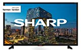 Sharp Aquos LC-40BF5E - 40' Full HD LED TV, DVB-T2/S2, 1920 x 1080 Pixels, Nero, suono Harman Kardon, 3xHDMI 2xUSB, 2019