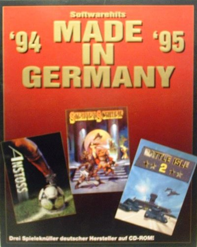 Made in Germany (Anstoss, DSA Sternenschweif, Battle Isle 2)