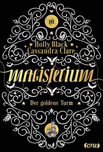 Magisterium: Der goldene Turm. Band 5