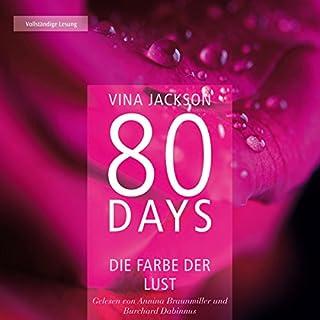 80 Days - Die Farbe der Lust Titelbild