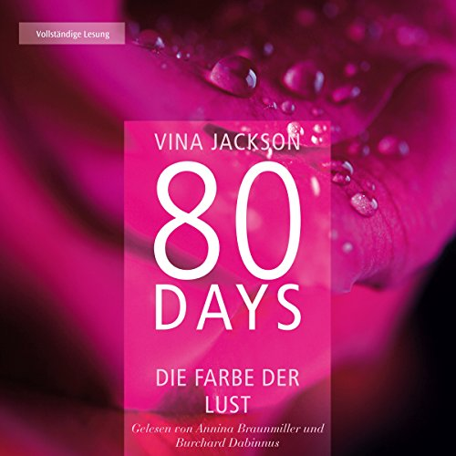 80 Days: Die Farbe der Lust (80 Days 1) audiobook cover art