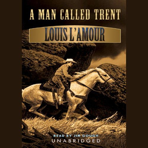 A Man Called Trent audiobook cover art