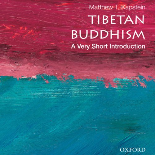 Tibetan Buddhism: A Very Short Introduction cover art