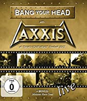 Bang Your Head With Axxis (BluRay)