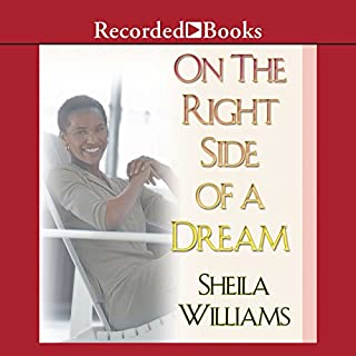 On the Right Side of a Dream audiobook cover art