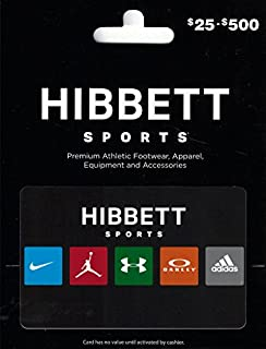 Hibbett Sports Gift Card