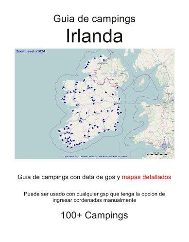 Guia de campings en IRLANDA (con data de gps y mapas detallados)