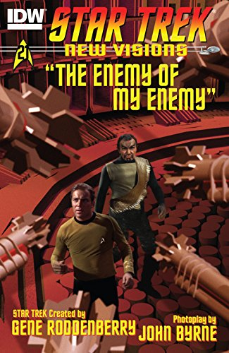 Download Star Trek: New Visions #21: The Enemy of My Enemy (English Edition) B079821R9P