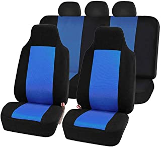Beeant Universal Car Seat Covers, Interior Accessories & Seat Covers, for Most Cars, Trucks, SUVs or Vans, 100 Breathable, with 2mm Compound Sponge Polyester Cloth