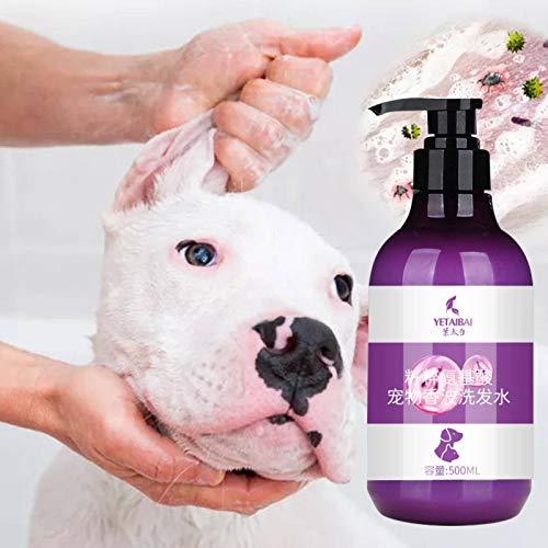 N\C Dog Pet Shampoo Shower Gel Cat Cat Bath Bath Universal Soft Fragrance Long Lasting Pet Shampoo