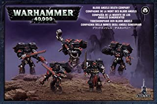 Blood Angels Death Company Space Marines Warhammer 40k