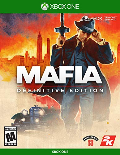 Mafia: Definitive Edition for Xbox One [USA]