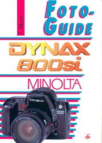 FotoGuide Minolta Dynax 800si.