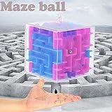 Vovotrade 3D Cube Puzzle Labyrinthe Jouet Main Case Boîte Fun Brain Game Challenge...