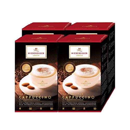 Niederegger Lübeck Marzipan Cappuccino 4er Pack