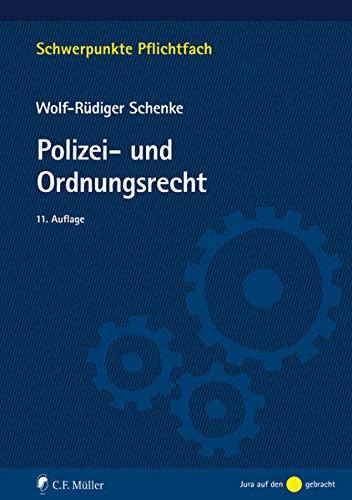 Polizei- und Ordnungsrechtの詳細を見る