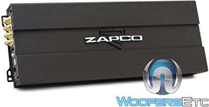 Zapco ST-6X DSP 6-Channel 900W RMS Class AB Amplifier with DSP