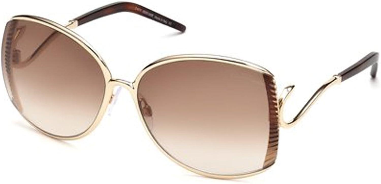 Roberto Cavalli RC663S Amaranto Sunglasses 28F Shiny pink gold New