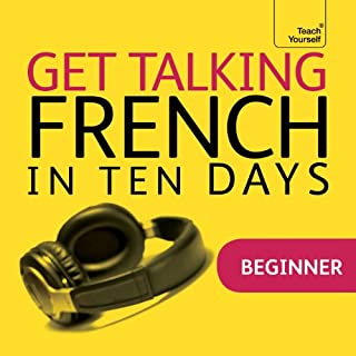 Get Talking French in Ten Days cover art