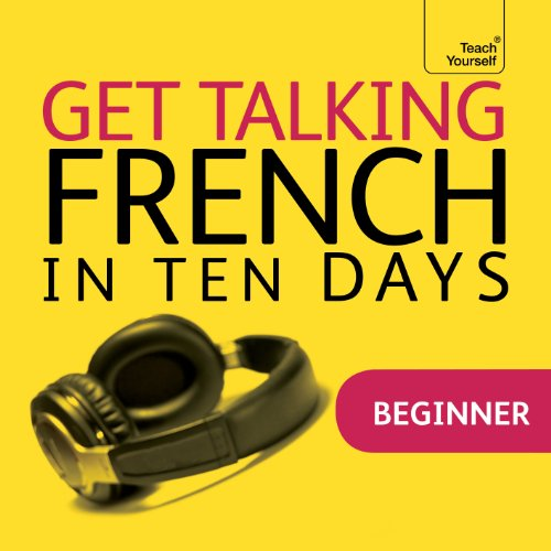 Get Talking French in Ten Days audiobook cover art