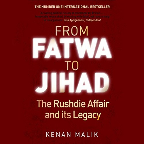 From Fatwa to Jihad audiobook cover art