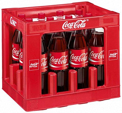 Coca-Cola 12x1 Liter Mehrweg inklusive Pfand - ohne Kiste