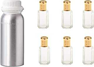 CONCENTRATED PERFUME OIL/ATTAR 100 ML AND 6 PCS 12 ML BOTTLES (Oud Combody)