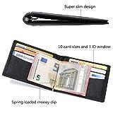 Zoom IMG-1 flintronic porta carte di credito