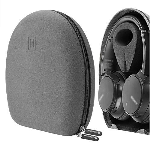 geekria Mikrofaser Kopfhörer Fall für Sony MDR XB950BT, xb950b1, xb950N1, XB950AP, xb650bt, 10r, 10RC, 1R, 10RNC, NC6, X10, xb900, XB800, COWIN E7Kopfhörer Hard Carrying Case/Reisetasche