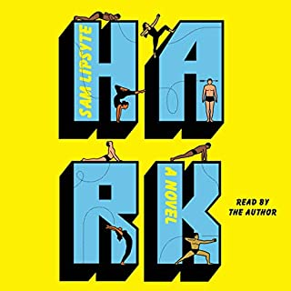Hark audiobook cover art