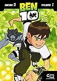Ben 10 - Saison 3 - Volume 1 [Francia] [DVD]